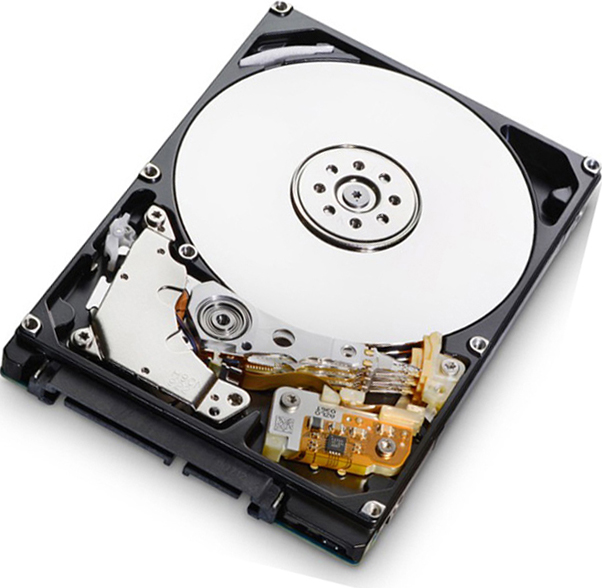 Western Digital Travelstar Z7K500