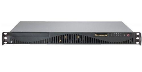 Фото - Корпус серверный 1U Supermicro CSE-512L-200B корпус supermicro cse 116ac2 r706wb 1u