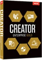Corel Creator Gold 12 Enterprise Lic ML (51-250)