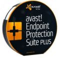 AVAST Software avast! Endpoint Protection Suite Plus, 1 year (5-9 users)