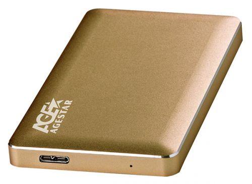 "Внешний корпус для HDD SATA 2.5"" AgeStar 31UB2A16"