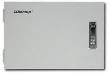 Блок COMMAX CDS-4CM необходим для подключения вызывных блоков (до 4 шт.) к CAV-70B, 71B, 72B, проводка