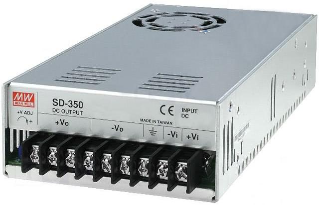 Преобразователь DC-DC модульный Mean Well SD-350B-12