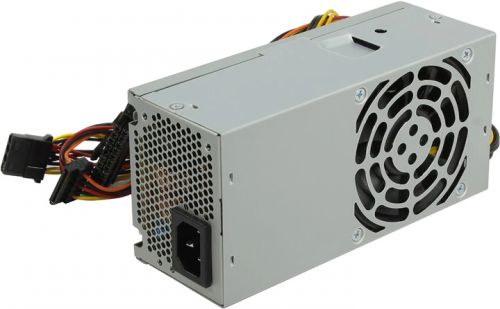 Блок питания ATX Chieftec GPF-300P 300W TFX v2.3, A.PFC, КПД>85%, 2x SATA, 2x MOLEX, Fan 8 cm OEM