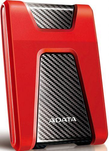 Внешний жесткий диск 2.5'' ADATA AHD650-2TU31-CRD 2TB HD650 USB 3.0 красный