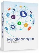 Mindjet MindManager Windows 21 - Single