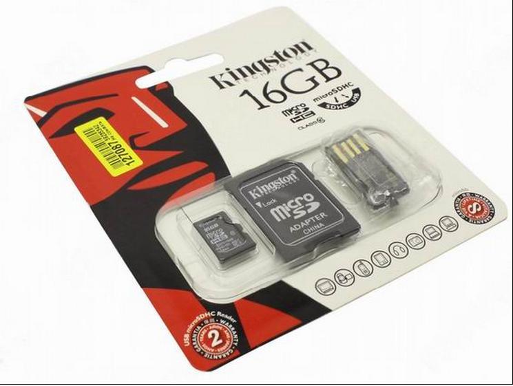Kingston MBLY10G2/16GB