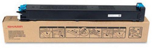 Тонер-картридж Sharp MX-60GTCB голубой оригинал, 12К, для Sharp