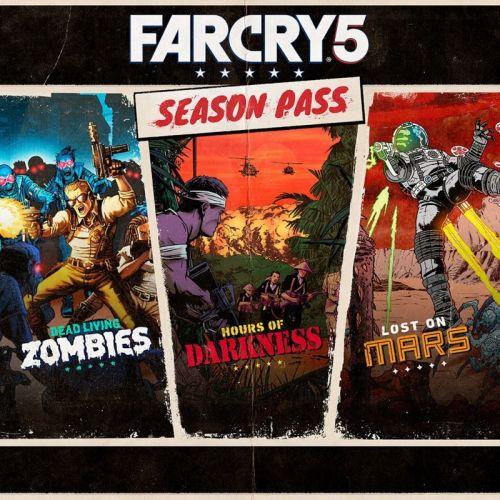 far cry 5 season pass Право на использование (электронный ключ) Ubisoft Far Cry 5 Season Pass