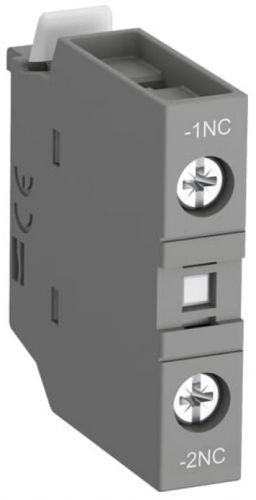 Контакт ABB 1SBN010110R1001 CA4-01 (1НЗ) фронтальный для контакторов AF09…AF96 реле NF22E…NF40E