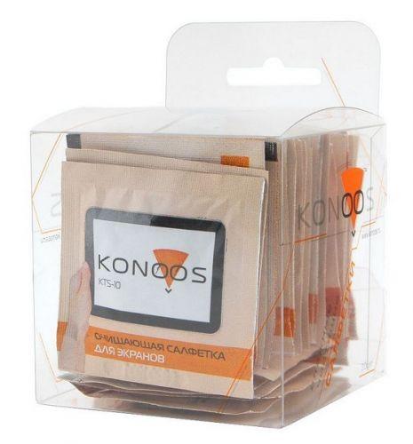 Салфетки Konoos KTS-30 для ЖК-экранов, 30 шт.
