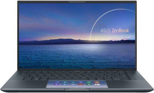 Ноутбук ASUS UX435EG-A5002T 90NB0SI1-M03630 i5-1135G7/8GB/512GB SSD/14 FHD IPS/noDVD/GeForce MX450 2GB/Cam/BT/WiFi/Win10Home/pine grey ноутбук msi modern 15 a11sbl 462ru core i5 1135g7 8gb ssd512gb nvidia geforce mx450 2gb 15 6 ips fhd 1920x1080 windows 10 grey wifi bt cam