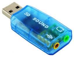 Звуковая карта Atcom AT7807 5.1 USB Windows7