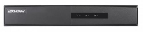 Видеорегистратор HIKVISION DS-7604NI-K1 4-х канальный, Видеовход: 4 канала; аудиовход: двустороннее аудио 1 канал RCA; видеовыход: 1 VGA до 1080Р, 1 H