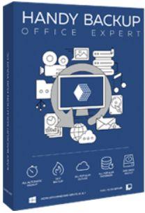 Право на использование (электронный ключ) Новософт Handy Backup Office Expert 8 (10 - ...).