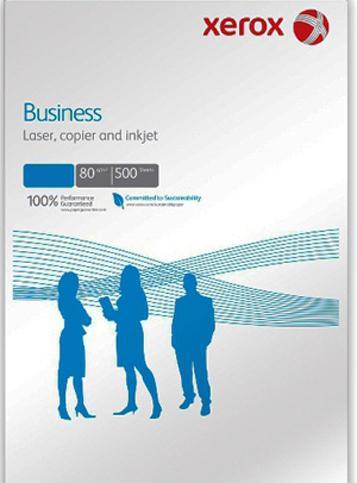 Бумага Xerox Business (003R91821) A3, 80 г/м2, 500л., класс В бумага xerox business а3 80 г кв м пачка 500л 003r91821