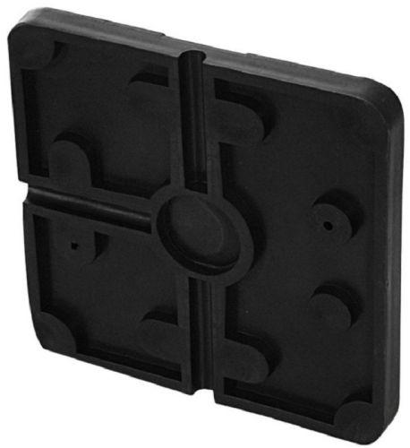 Основание Cambox BC-02 каучуковое для монтажных коробок NX1-1118 и NX7-7777, серое