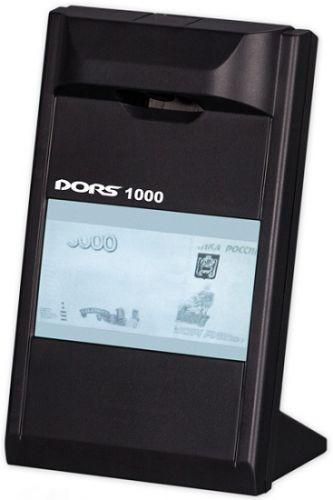 Dors Детектор банкнот просмотровый DORS 1000 (FRZ-022087)
