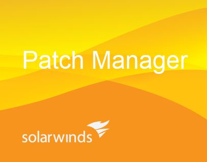 SolarWinds Patch Manager PM2000 (up to 2000 nodes) License with 1st-Year Maintenance
