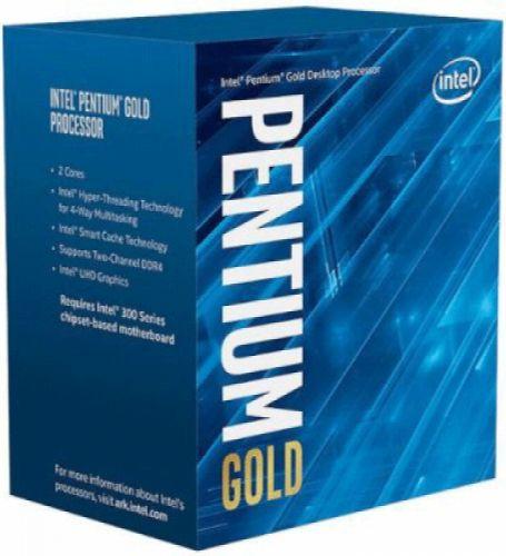 Intel Pentium G5400