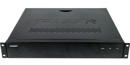 Видеорегистратор TRASSIR DuoStation AF 16-RE 16/16 (запись/воспроизведение DualStream) IP видеокамер TRASSIR/TRASSIR Eco/ActiveCam/ActiveCam Eco/Dahua