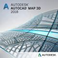Autodesk AutoCAD Map 3D Single-user Annual (1 год) Renewal