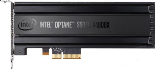 Накопитель SSD PCI-E Intel SSDPED1K750GA01 DC P4800X 750GB NVMe PCIe 3. 0 x4 2500/2200MB/s IOPS 550K/550K MTBF 2M Single Pack