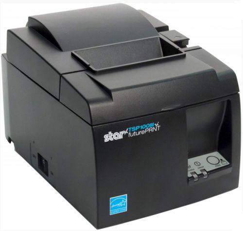 Принтер для печати чеков Star Micronics TSP 143IIIU-230 39472490 (USB), с автоотрезом