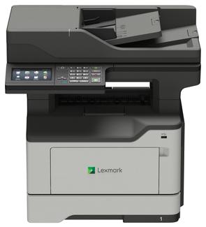 МФУ монохромное Lexmark MX521ade 36S0826 А4, 44стр/м, копир/принтер/сканер/дуплекс/факс/сеть/автопод 1200х1200dpi, 1024МВ