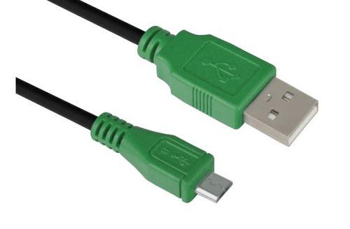 кабель интерфейсный usb 2 0 gcr gcr ua5mcb1 bb2s 0 5m gcr micro 0 5m черный синие коннекторы 28 28 awg am microb 5pin экран армированный мороз Кабель интерфейсный USB 2.0 GCR GCR-UA1MCB1-BB2S-0.3m micro USB 2.0 0.3m черный, зеленые коннекторы, 28/28 AWG, AM / microB 5pin, экран, армированный