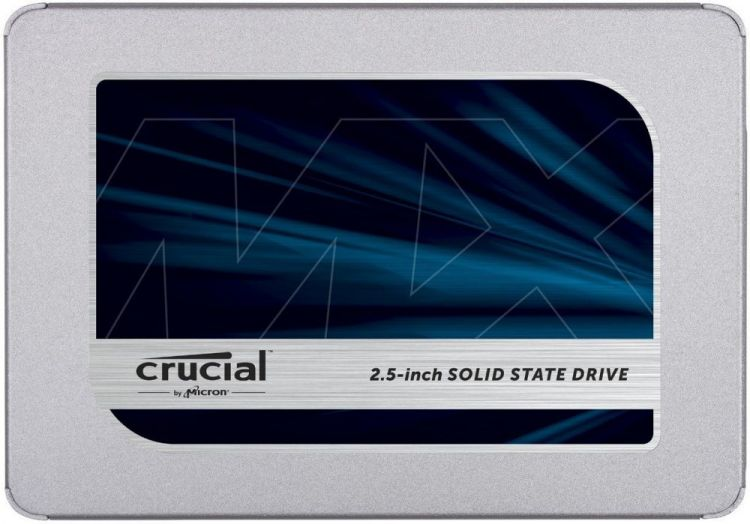 Crucial CT500MX500SSD1N