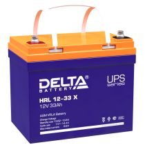 Delta HRL 12-33 Х