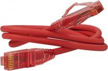 Hyperline PC-LPM-UTP-RJ45-RJ45-C5e-0.5M-LSZH-RD