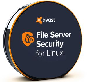AVAST Software avast! File Security for Linux, 1 year, 2-4 users