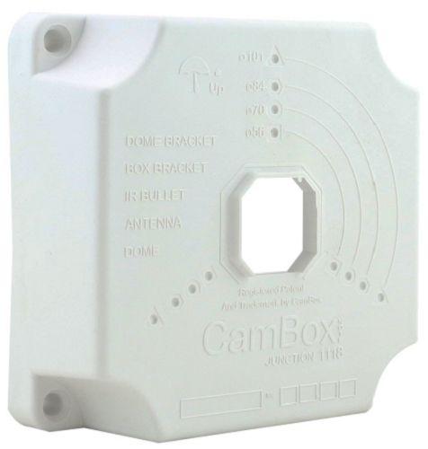 Коробка монтажная Cambox NX1-1118 для камер видеонаблюдения