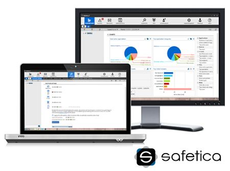 Eset Technology Alliance - Safetica Office Control for 97 users 1 год