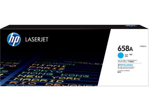 Фото - Картридж HP 658A W2001A cyan, 6k, для HP Color LaserJet Enterprise M751dn картридж hp 658a лазерный черный