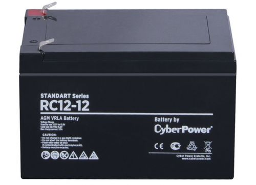 Батарея для ИБП CyberPower RC 12-12 12V 12 Ah