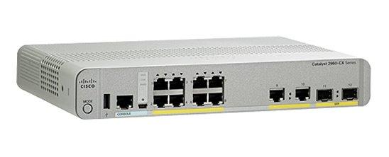 Cisco WS-C2960CX-8PC-L