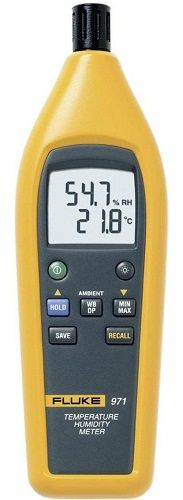 Измеритель влажности и температуры Fluke FLUKE-971 2418208