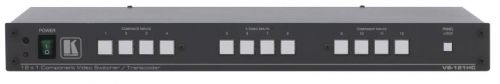 Коммутатор Kramer VS-121HC 21-70679020 и транскодер 12x1:2 композитного видео, s-Video и компонентного видео