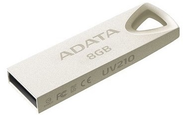 ADATA AUV210-8G-RGD