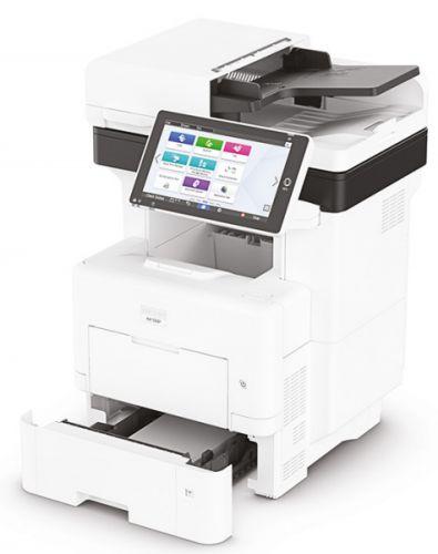 МФУ монохромное Ricoh IM 550F 418459 A4 55 стр./мин. факс + однопроходный автоподатчик (SPDF), сетевое подключение, стартовый тонер в комплекте