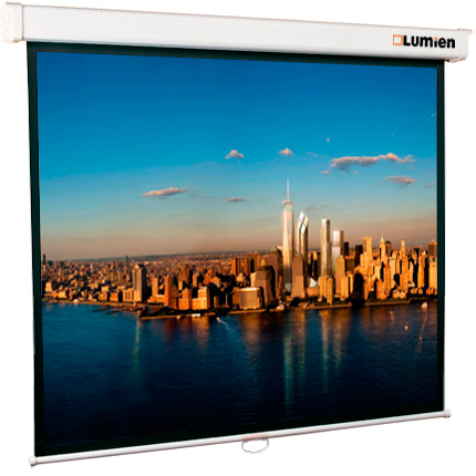 Экран Lumien LMP-100103 Master Picture 180*180 1:1, черная кайма по периметру
