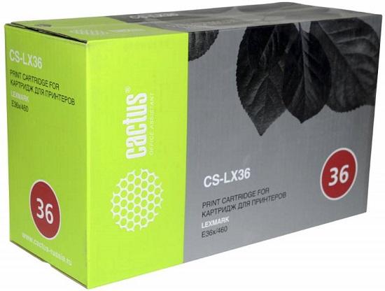Cactus CS-LX36
