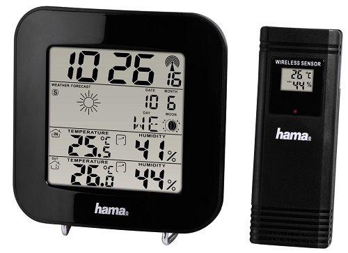 Hama Метеостанция HAMA EWS-200 (00136222)