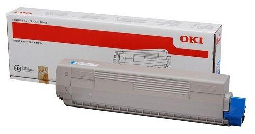 Тонер-картридж OKI 46490632 черный (7K) OKI C532/C542/MC573