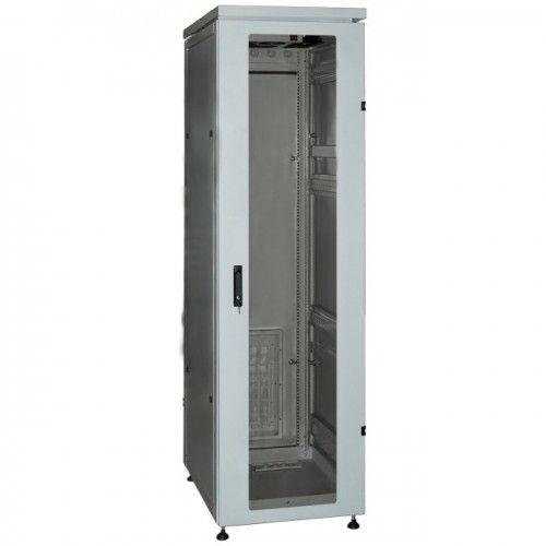 шкаф напольный 19 42u nt basic mg42 68 g 196511 600 800 дверь со стеклом серый Шкаф напольный 19, 42U NT PROFI IP55 MG42-610 G 406903 пылевлагозащищенный, 600*1000, дверь со стеклом, серый