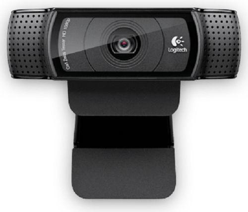 Веб-камера Logitech HD Pro Webcam C920 960-001055 USB 2.0, 1920x1080