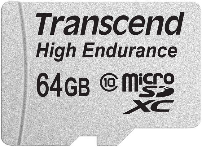Transcend TS64GUSDXC10V